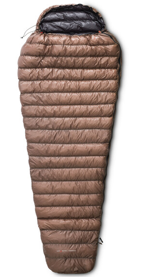 Yeti Passion One Sleeping Bag M brown/black